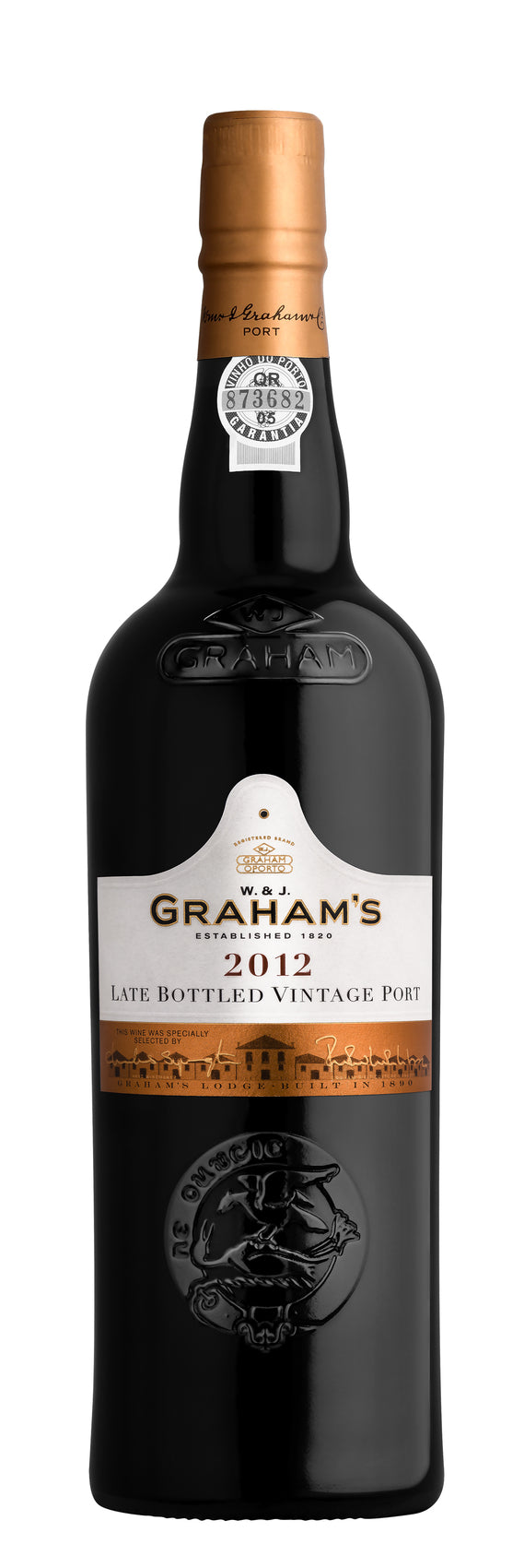 Graham´s - Graham´s Late Bottled Vintage Port / Portwein
