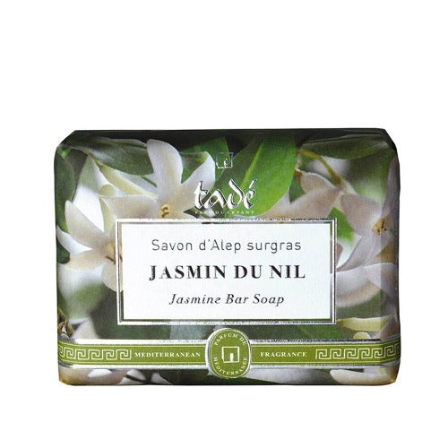 JASMINE Aleppo Beauty Soap - THE ALEPPO SOAP COMPANY - https://www.alepposoap.co.uk/