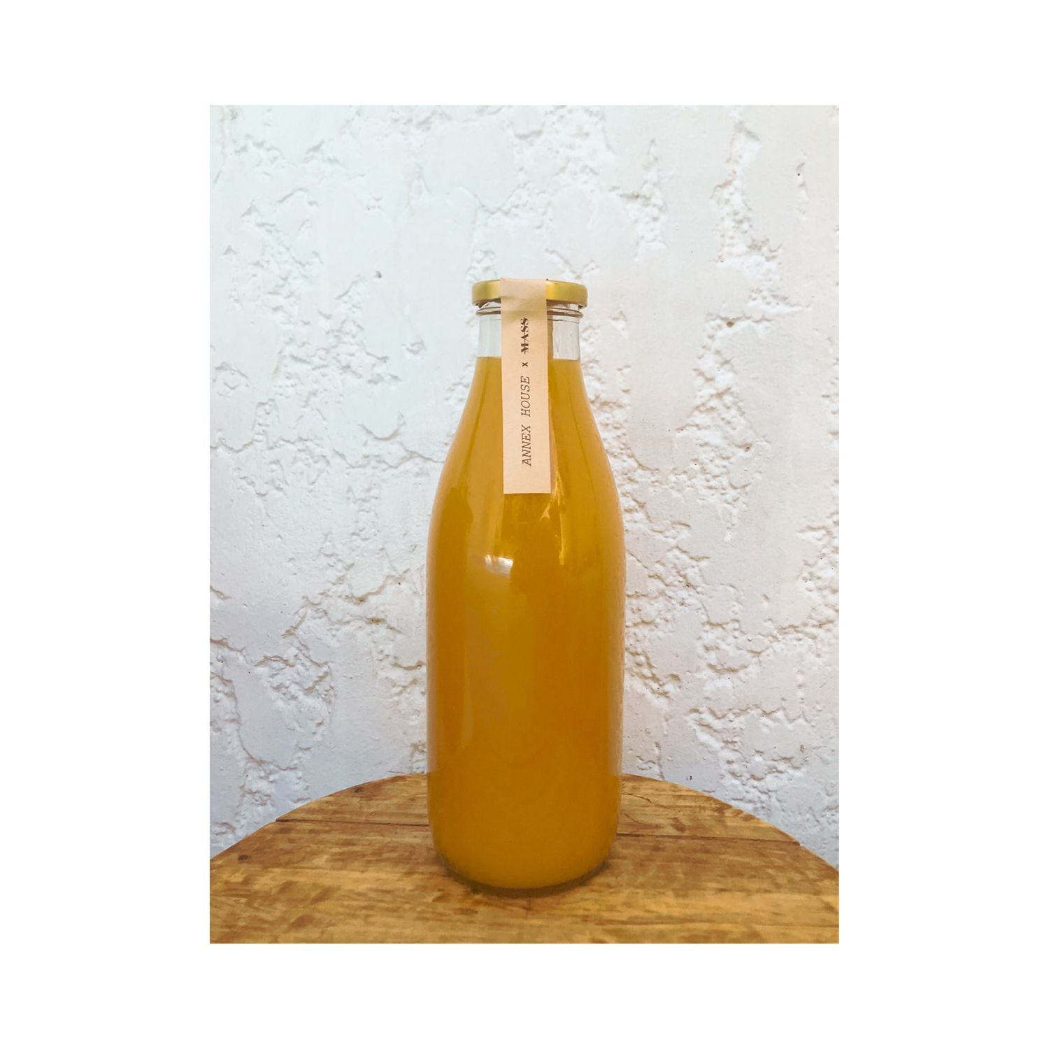 Mango Rum Bottled Cocktail (1L)