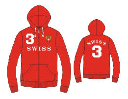 SWEATSHIRT MEN RED