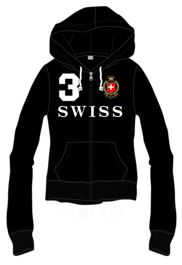 SWEATSHIRT WOMEN BLACK