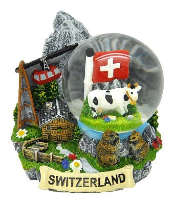 45 MM SWITZERLAND SNOWBALL