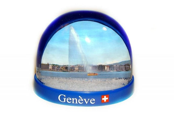 BIG PLASTIC DOME GENEVA