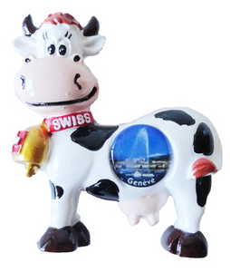 MAGNET PRETTY COW + FREE CHOICE LABEL 15MM