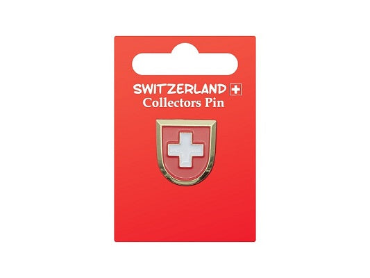 PIN SWISS ESCUTCHEON