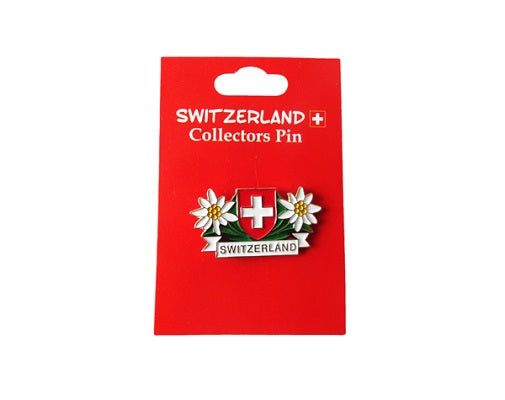 PIN SWITZERLAND CH-EDELWEISS