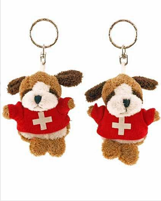 DOG PLUSH SWISS JUMPER