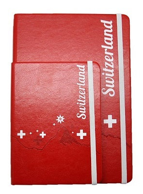SWITZERLAND NOTE BOOK A5 & A6