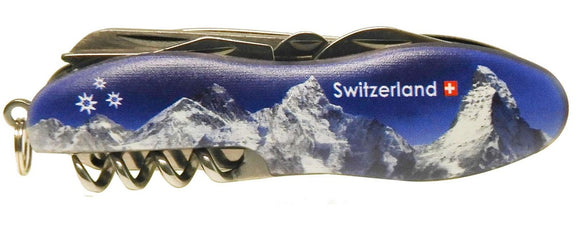 SWITZERLAND POCKET KNIFE
