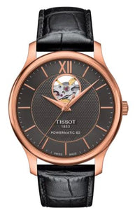 TISSOT TRADITION AUTOMATIC OPEN HEART T063.907.36.068.00