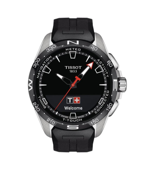TISSOT T-TOUCH CONNECT SOLAR T121.420.47.051.00