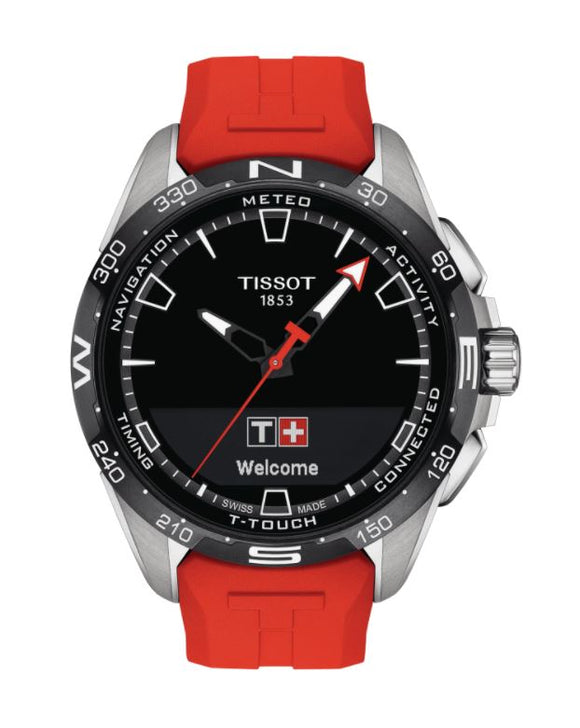 TISSOT T-TOUCH CONNECT T121.420.47.051.01