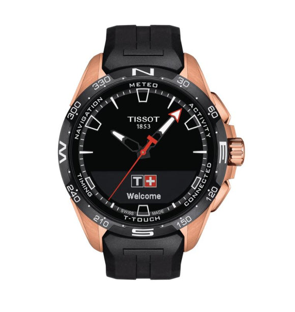 TISSOT T-TOUCH CONNECT T121.420.47.051.02