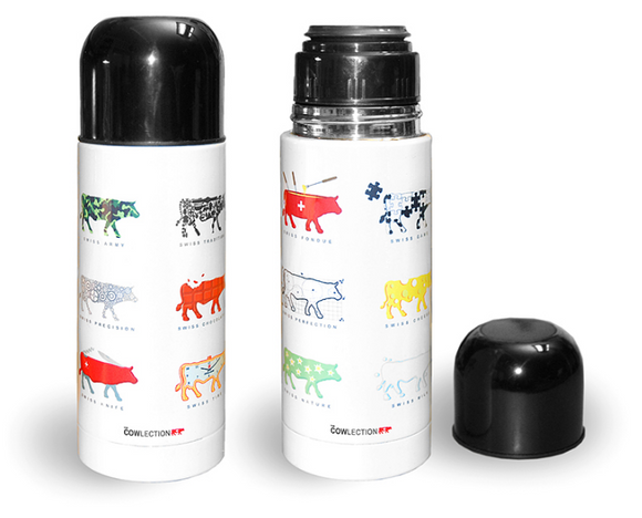 THERMOS BOTTLE 350ml COWLECTION