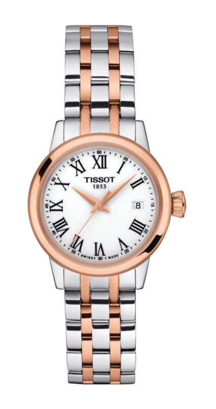 TISSOT CLASSIC DREAM LADY T129.210.22.013.00