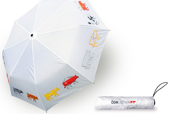 UMBRELLA WHITE COWLECTION