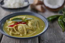 Load image into Gallery viewer, Thai Green Curry Chicken