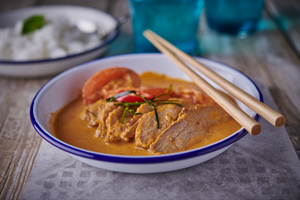 Thai Penang Curry Duck Breast