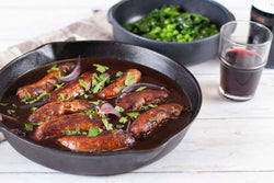 Red wine and onion gravy [500g]