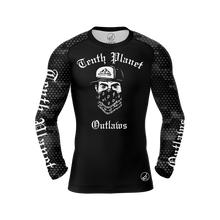 Load image into Gallery viewer, 10th Planet Outlaws Rashguard (Long Sleeve)