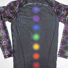 Load image into Gallery viewer, Women's Chakra Rashguard