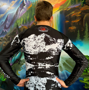 City Scape Rashguard (Long Sleeve)