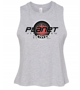 Women's Crop Muscle Tank