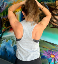 Load image into Gallery viewer, Women's Crop Muscle Tank
