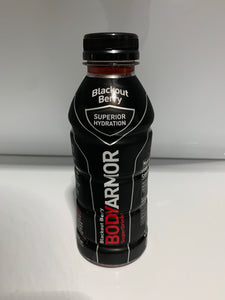 Body Armor Black Out Berry