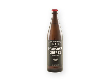 Pearsons Cider Co - Medium Cider 500ml 4.8%