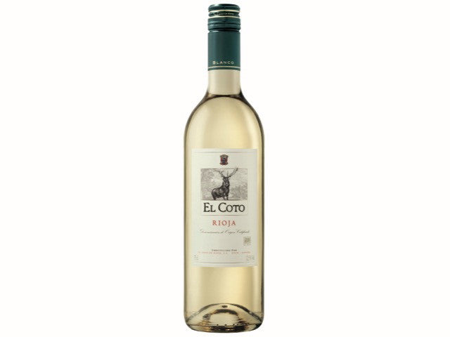 2015 Rioja Blanco, El Coto, Rioja, Spain 75cl