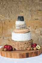 Charingworth<p>Cheese Wedding Cake