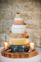 Snowshill<p>Cheese Wedding Cake