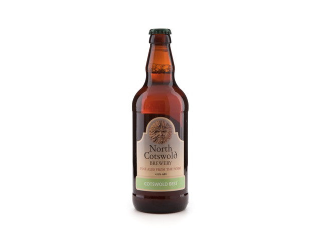 North Cotswold Brewery - Cotswold Best 500ml