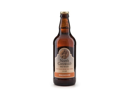 North Cotswold Brewery - Shagweaver 500ml