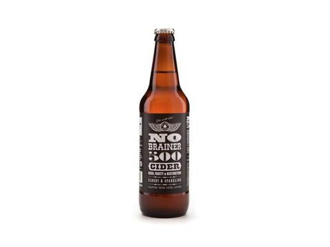No Brainer 500 Cider 500ml