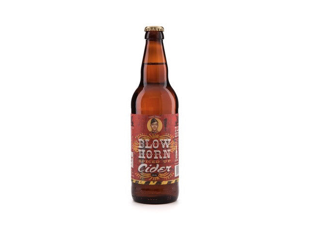 Blow Horn Spiced Up Cider 500ml