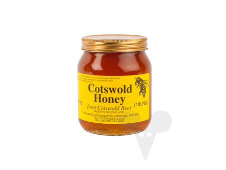 Cotswold Clear Honey 454g