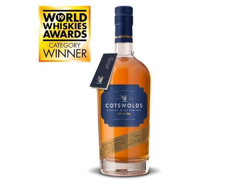 Cotswold Distillery Founders Choice Single Malt Whisky