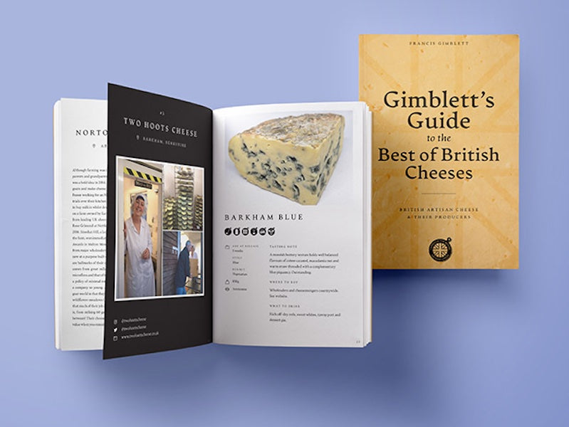 Gimblett's Guide to the Best of British Cheese
