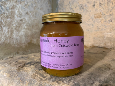 1 lb Lavender Honey