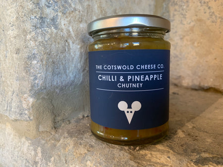 Chilli & Pineapple Chutney