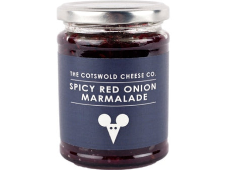 Spicy Red Onion Marmalade