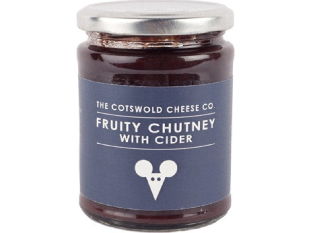 Fruity Chutney with Cider