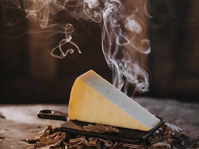 Quicke's Oak Smoked Cheddar 250g