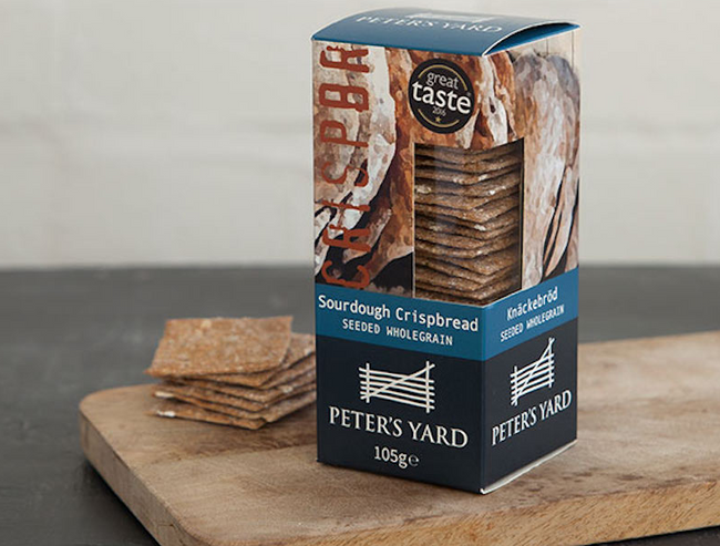 Peters Yard Seeded Wholegrain Crispbread