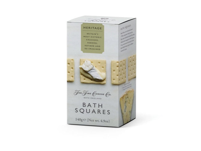 The Fine Cheese Co - Heritage Bath Squares140g