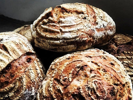 Round Cotswold Crunch Sourdough 500g