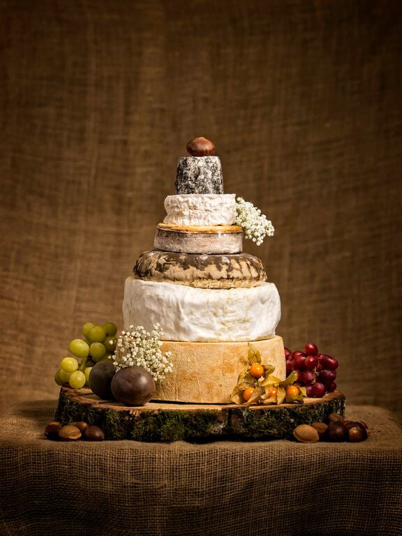 Charingworth Cheese Wedding Cake Tasting Box