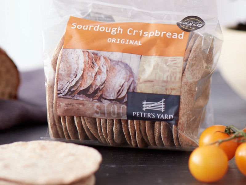 Peters Yard Swedish Crispbread 200g